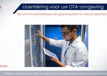 OTA software licenties