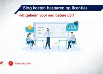 Blog Tobias Licentiekosten en verbeteren EBIT